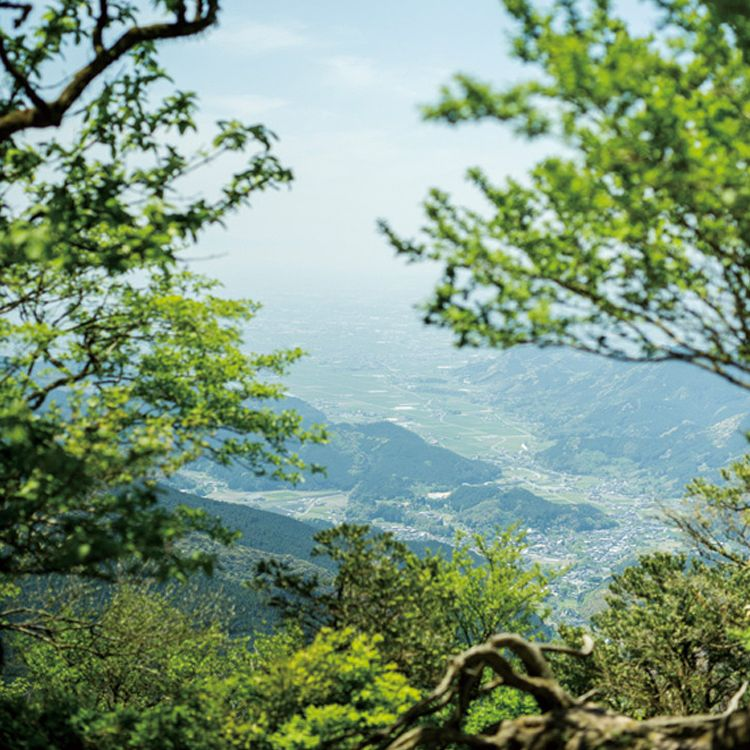 「日本山岳遺産認定」嘉穂アルプス