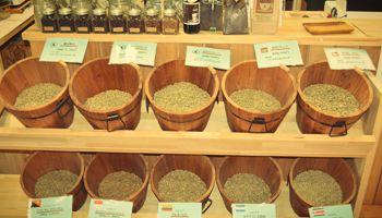 店舗イメージ 生豆